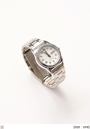 [ACC] CASIO ROUND FRAME WATCH