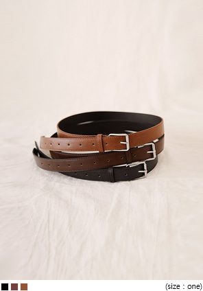 [ACC] SOFT SQUARE PIPE BELT