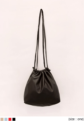 [BAG] VINTAGE MOOD BUCKET BAG