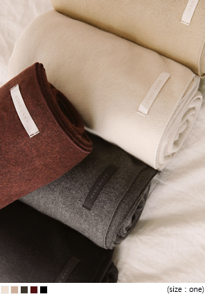 [ACC] SOFT WARM COLOR MUFFLER