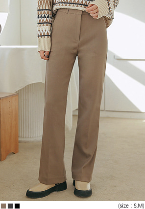 [BOTTOM] MATCH SLIM STRAIGHT SLACKS