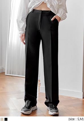 [BOTTOM] ROUTINE WIDE LONG SLACKS