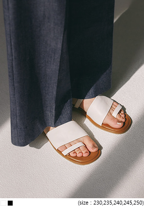 [SHOES] GENTIS ANKLE STRAP SANDAL