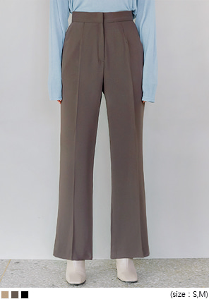 [BOTTOM] CLARK BOOTS CUT SLACKS