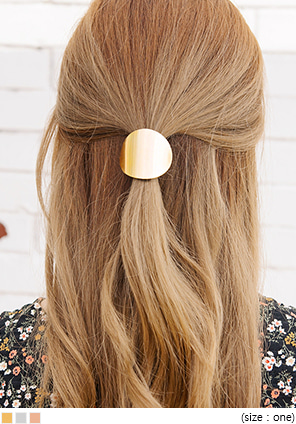 [ACC] METAL ROUND SHAPE HAIRBAND