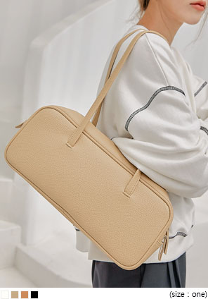[BAG] NUGEN SQUARE SHOULDER BAG