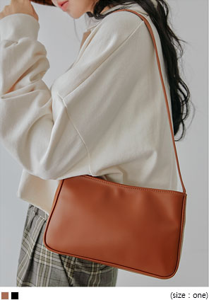 [BAG] MODERN SQUARE SHOULDER BAG