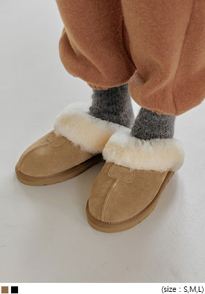 [SHOES] TORING WARM UGG SLIPPER