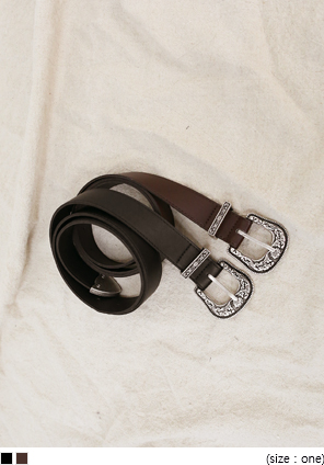 [ACC] ANTIQUE LEATHER BELT